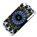 Rose Window Strasbourg Cathedral Apple iPhone 4/4S Hardshell Case (PC+Silicone) View4