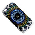 Rose Window Strasbourg Cathedral Apple iPhone 4/4S Hardshell Case (PC+Silicone) View5