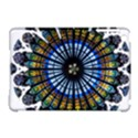 Rose Window Strasbourg Cathedral Apple iPad Mini Hardshell Case (Compatible with Smart Cover) View1