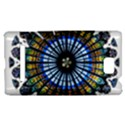 Rose Window Strasbourg Cathedral HTC 8S Hardshell Case View1