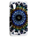 Rose Window Strasbourg Cathedral HTC Desire VT (T328T) Hardshell Case View2