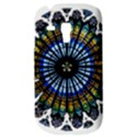 Rose Window Strasbourg Cathedral Samsung Galaxy S3 MINI I8190 Hardshell Case View3
