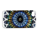 Rose Window Strasbourg Cathedral Apple iPhone 4/4S Hardshell Case with Stand View1