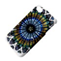 Rose Window Strasbourg Cathedral Apple iPhone 4/4S Hardshell Case with Stand View4