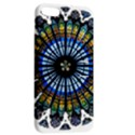 Rose Window Strasbourg Cathedral Apple iPhone 5 Hardshell Case with Stand View2