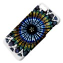 Rose Window Strasbourg Cathedral Apple iPhone 5 Hardshell Case with Stand View4