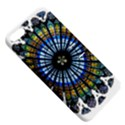 Rose Window Strasbourg Cathedral Apple iPhone 5 Hardshell Case with Stand View5