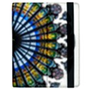 Rose Window Strasbourg Cathedral Samsung Galaxy Tab 7  P1000 Flip Case View2