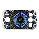 Rose Window Strasbourg Cathedral Samsung Galaxy S7710 Xcover 2 Hardshell Case View1