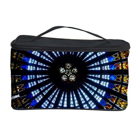 Rose Window Strasbourg Cathedral Cosmetic Storage Case