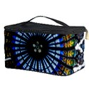 Rose Window Strasbourg Cathedral Cosmetic Storage Case View3