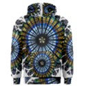 Rose Window Strasbourg Cathedral Men s Pullover Hoodie View1
