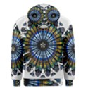 Rose Window Strasbourg Cathedral Men s Pullover Hoodie View2