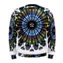 Rose Window Strasbourg Cathedral Men s Sweatshirt View1