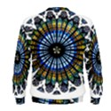 Rose Window Strasbourg Cathedral Men s Sweatshirt View2