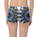 Rose Window Strasbourg Cathedral Reversible Boyleg Bikini Bottoms View2