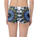 Rose Window Strasbourg Cathedral Reversible Boyleg Bikini Bottoms View4