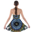 Rose Window Strasbourg Cathedral Strapless Bra Top Dress View2