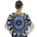 Rose Window Strasbourg Cathedral Blouse View2