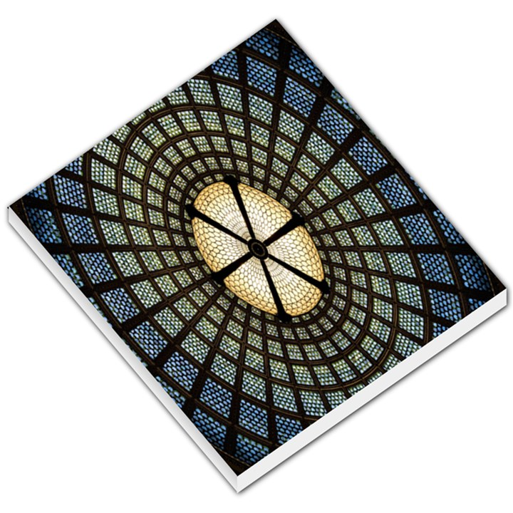 Stained Glass Colorful Glass Small Memo Pads