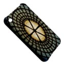 Stained Glass Colorful Glass Apple iPhone 3G/3GS Hardshell Case View5