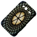 Stained Glass Colorful Glass HTC Wildfire S A510e Hardshell Case View4