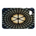 Stained Glass Colorful Glass Samsung Galaxy Tab 7  P1000 Hardshell Case  View1
