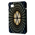 Stained Glass Colorful Glass Samsung Galaxy Tab 7  P1000 Hardshell Case  View3