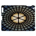 Stained Glass Colorful Glass Apple iPad 3/4 Hardshell Case View1