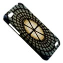 Stained Glass Colorful Glass HTC One V Hardshell Case View5