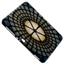 Stained Glass Colorful Glass Samsung Galaxy Tab 8.9  P7300 Hardshell Case  View5