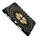 Stained Glass Colorful Glass Samsung Galaxy Tab 10.1  P7500 Hardshell Case  View5