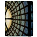 Stained Glass Colorful Glass Apple iPad 2 Flip Case View2