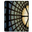 Stained Glass Colorful Glass Apple iPad 3/4 Flip Case View3