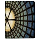 Stained Glass Colorful Glass Apple iPad Mini Flip Case View1
