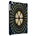 Stained Glass Colorful Glass Apple iPad Mini Hardshell Case View2