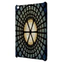 Stained Glass Colorful Glass Apple iPad Mini Hardshell Case View3