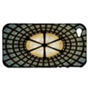 Stained Glass Colorful Glass Apple iPhone 4/4S Hardshell Case (PC+Silicone) View1