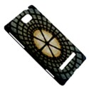Stained Glass Colorful Glass HTC 8S Hardshell Case View5