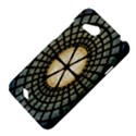 Stained Glass Colorful Glass HTC Desire VC (T328D) Hardshell Case View4