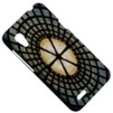Stained Glass Colorful Glass HTC Desire VT (T328T) Hardshell Case View5