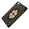 Stained Glass Colorful Glass Samsung Galaxy Tab Pro 8.4 Hardshell Case View5