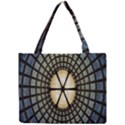 Stained Glass Colorful Glass Mini Tote Bag View1