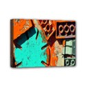 Sunburst Lego Graffiti Mini Canvas 7  x 5  View1