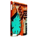 Sunburst Lego Graffiti Apple iPad 2 Hardshell Case (Compatible with Smart Cover) View2