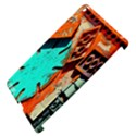 Sunburst Lego Graffiti Apple iPad 3/4 Hardshell Case (Compatible with Smart Cover) View4
