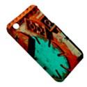 Sunburst Lego Graffiti Apple iPhone 3G/3GS Hardshell Case (PC+Silicone) View5