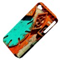 Sunburst Lego Graffiti Apple iPhone 4/4S Hardshell Case (PC+Silicone) View4