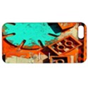 Sunburst Lego Graffiti Apple iPhone 5 Hardshell Case with Stand View1