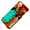 Sunburst Lego Graffiti Apple iPhone 5 Hardshell Case with Stand View4